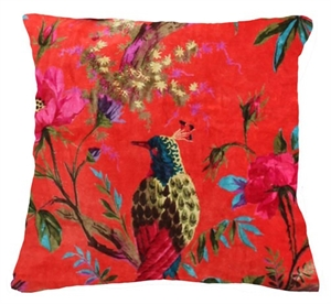 Paradise Orange Cushion