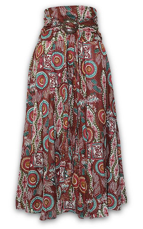 Florida Beach Skirt