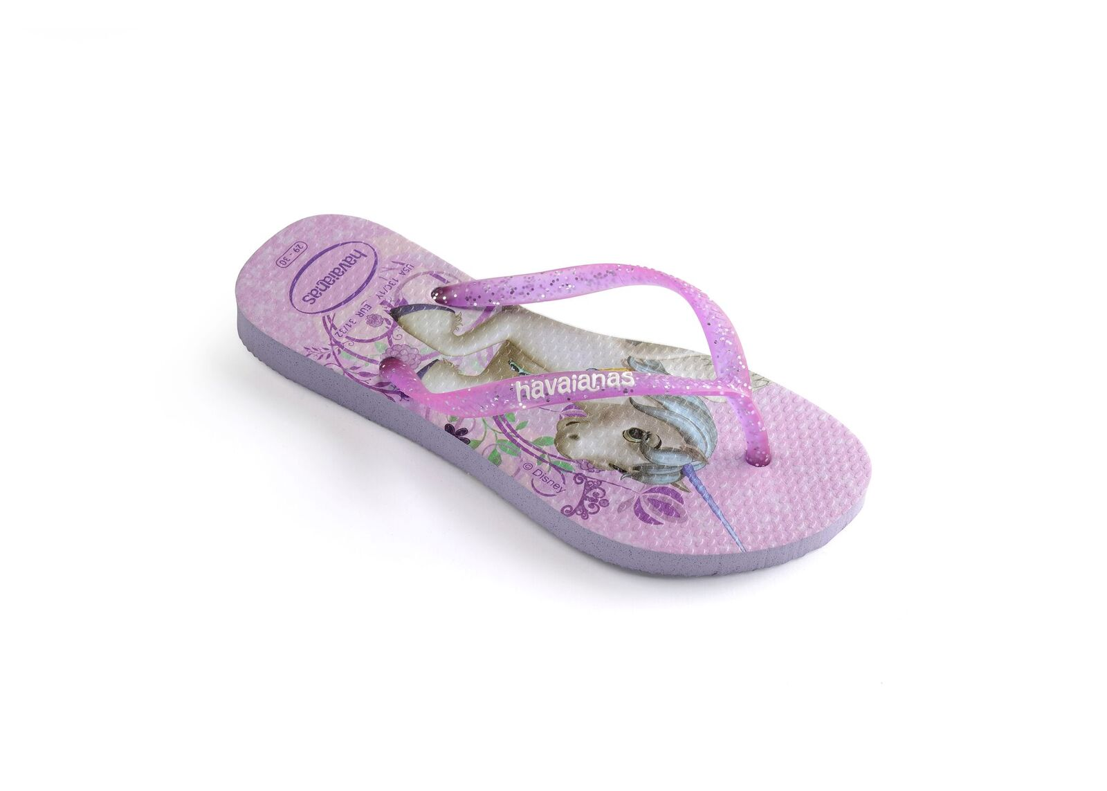 e726cc54d Kids Slim Princess - Havaianas - Kids Footwear-Youth (Sizes 1 to 6)    Mariposa Clothing - Seriously funky clothing and footwear for men
